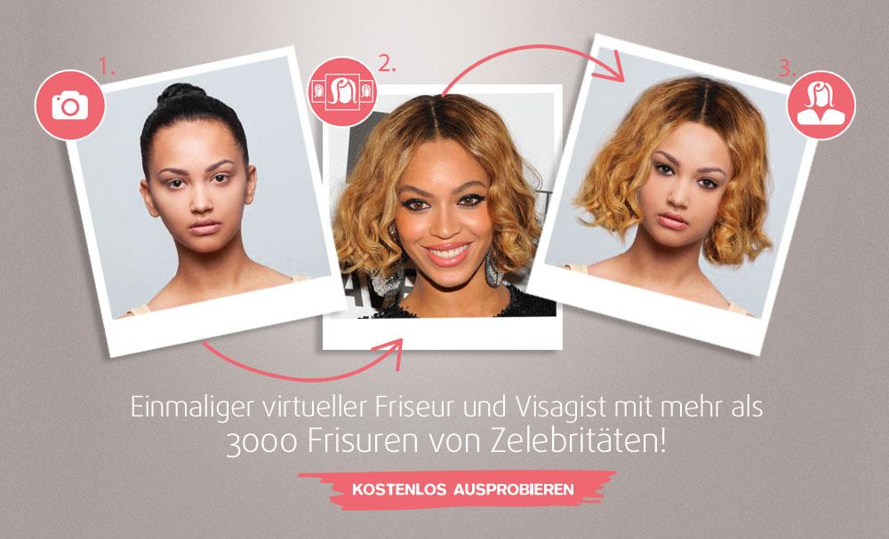 Frisuren testen mit eigenen foto gratis