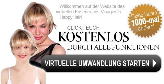 Efrisuren   Frisuren Testen   Virtueller Online Friseur